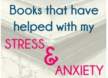 books that helped my stress and anxiety
