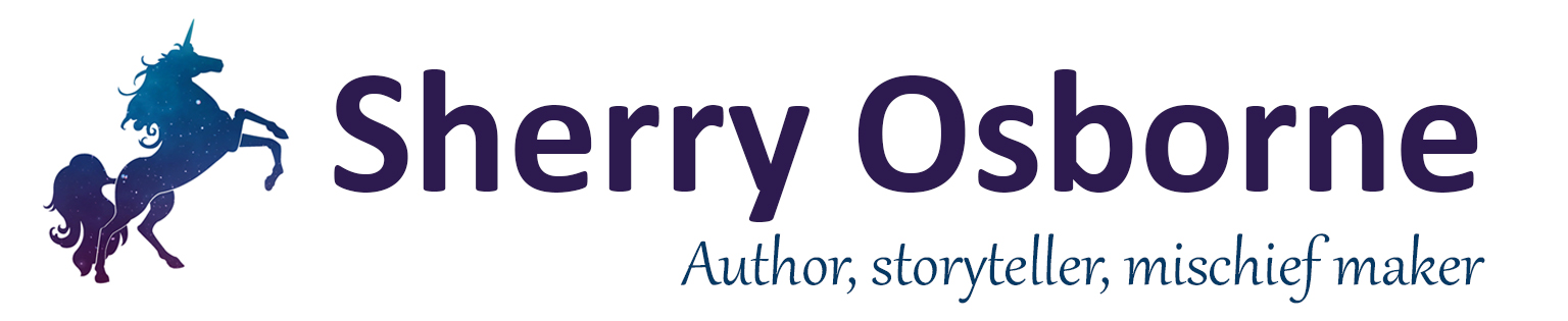 Sherry Osborne – Author